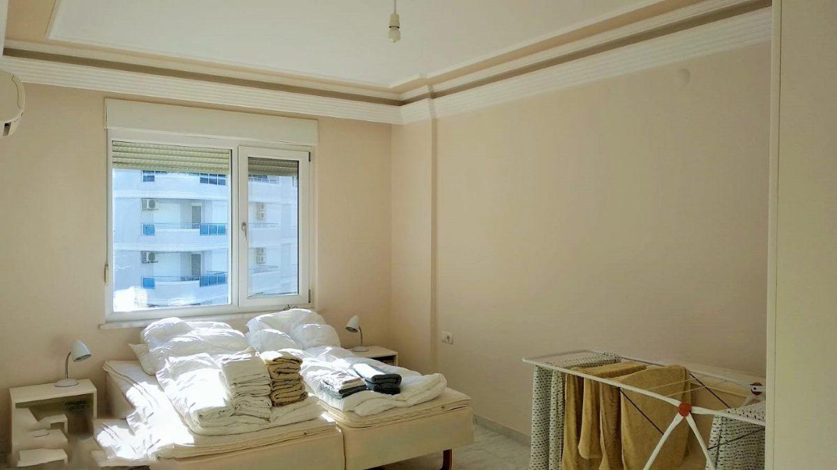 Меблированная квартира 2+1 в комплексе на первой береговой линии в Тосмуре - Фото 23
