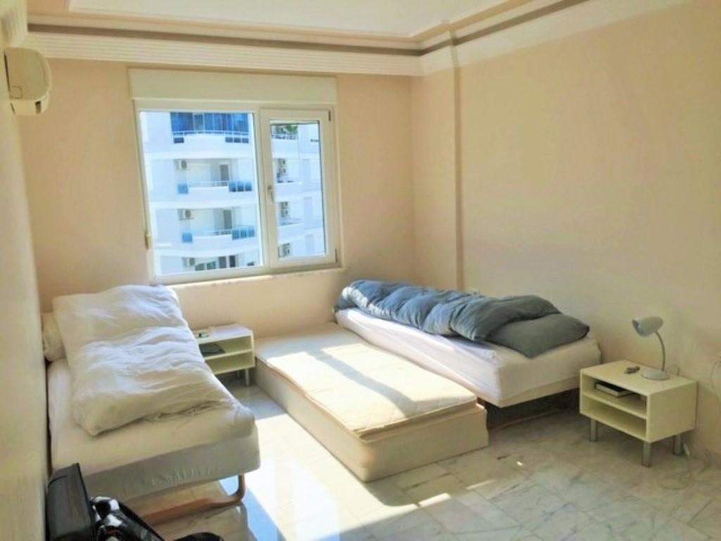 Меблированная квартира 2+1 в комплексе на первой береговой линии в Тосмуре - Фото 24