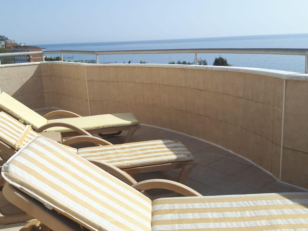 Пентхаус с видом на море рядом с пляжем в Махмутларе - Фото 27