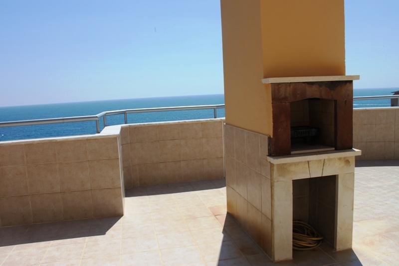 Пентхаус с видом на море рядом с пляжем в Махмутларе - Фото 32