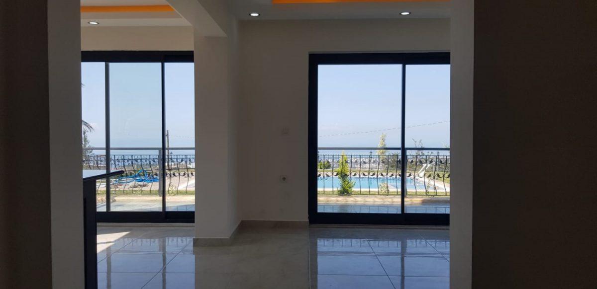Новая вилла 4+1 с видом на море в Махмутларе - Фото 24