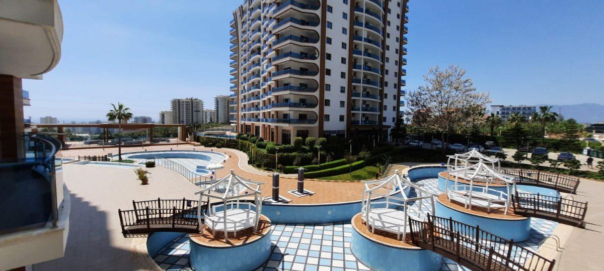 Апартаменты 1+1 в люксовом ЖК в районе Махмутлар 1800 метров до моря - Фото 2
