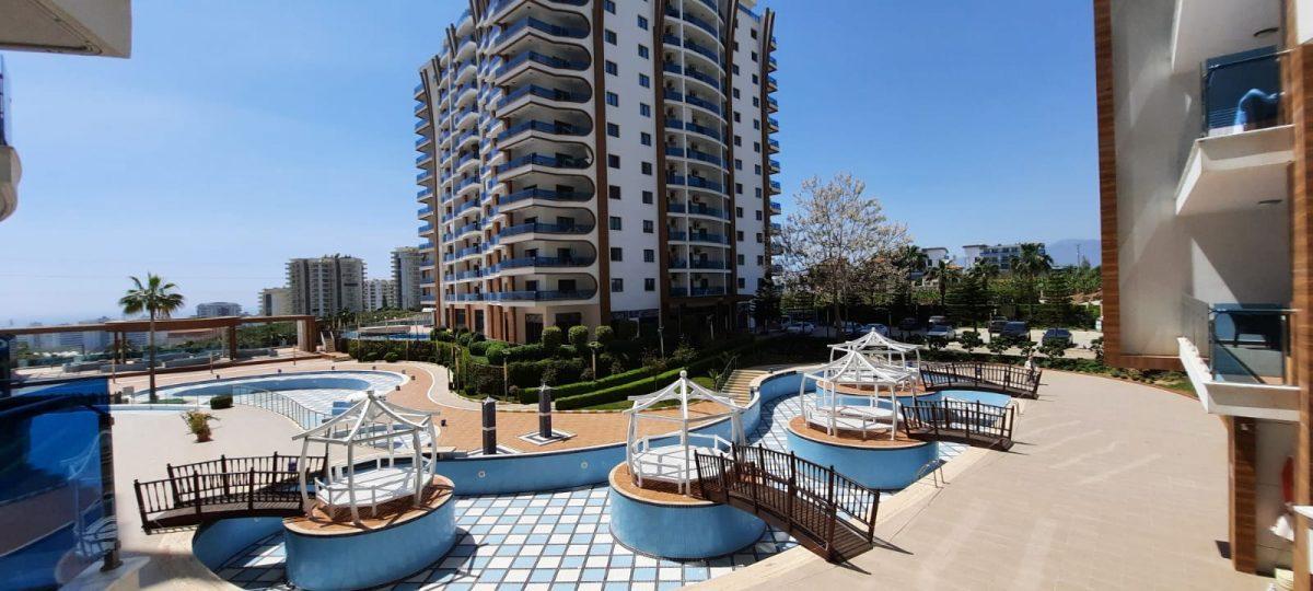 Апартаменты 1+1 в люксовом ЖК в районе Махмутлар 1800 метров до моря - Фото 5