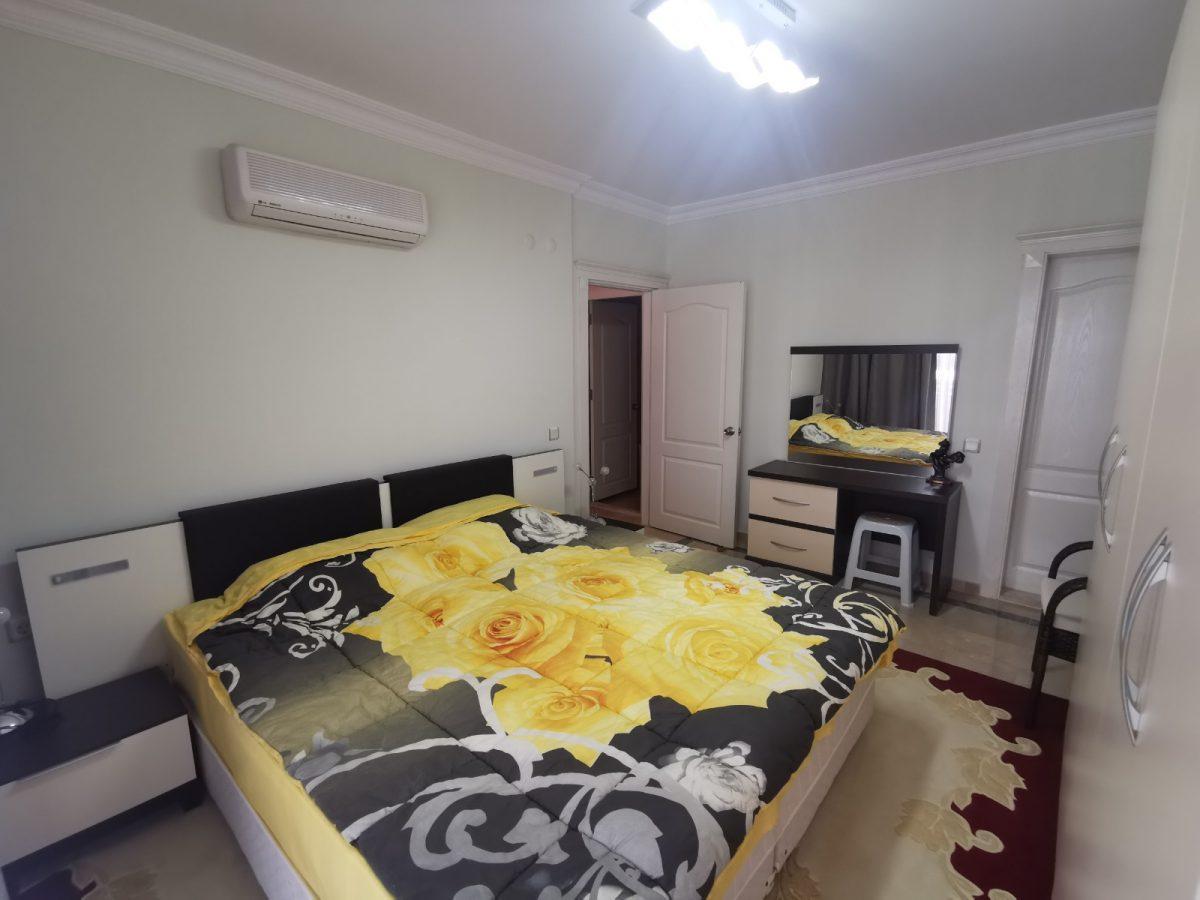 Меблированная квартира у подножия гор в Махмутларе - Фото 25
