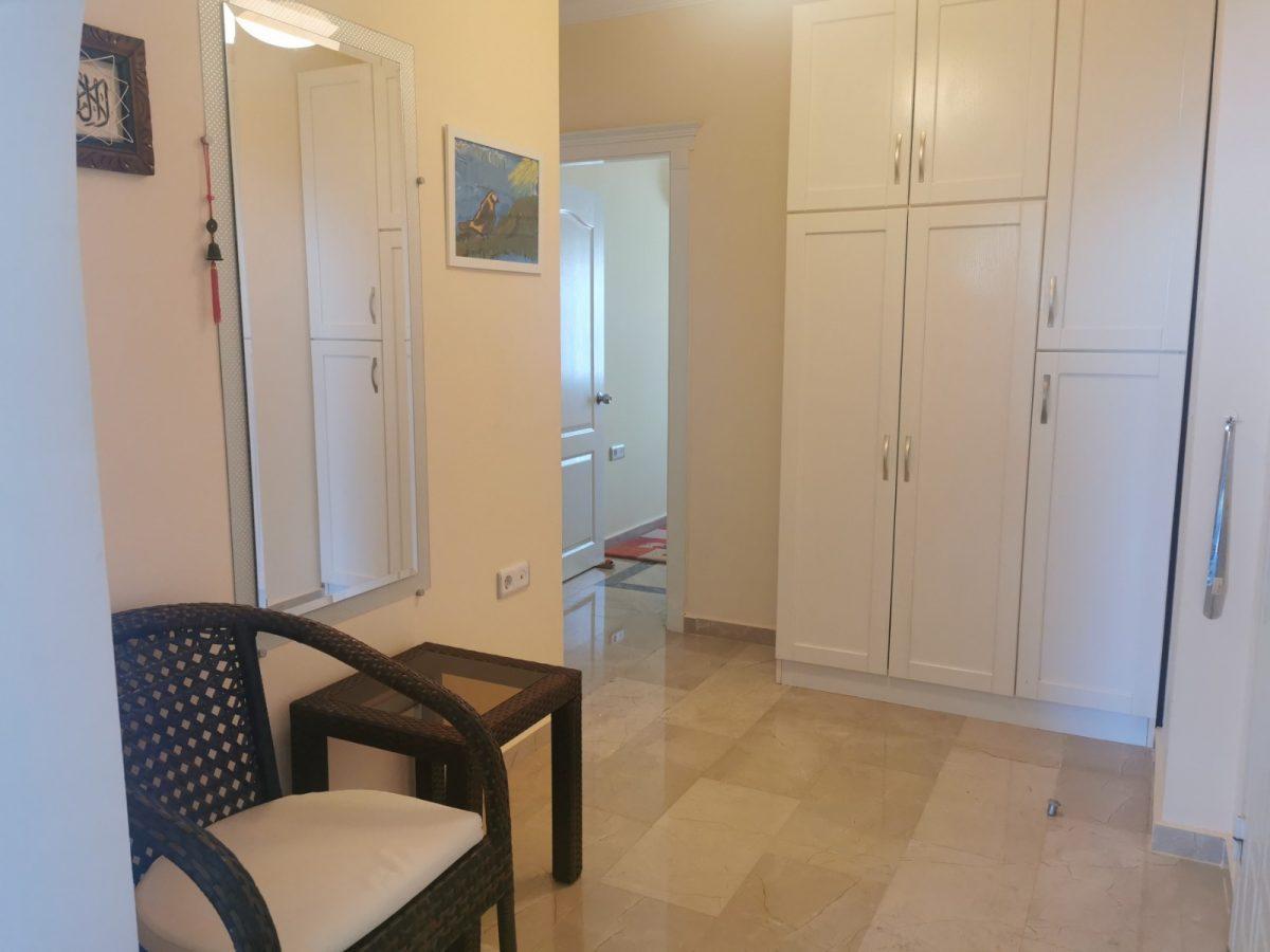 Меблированная квартира у подножия гор в Махмутларе - Фото 18