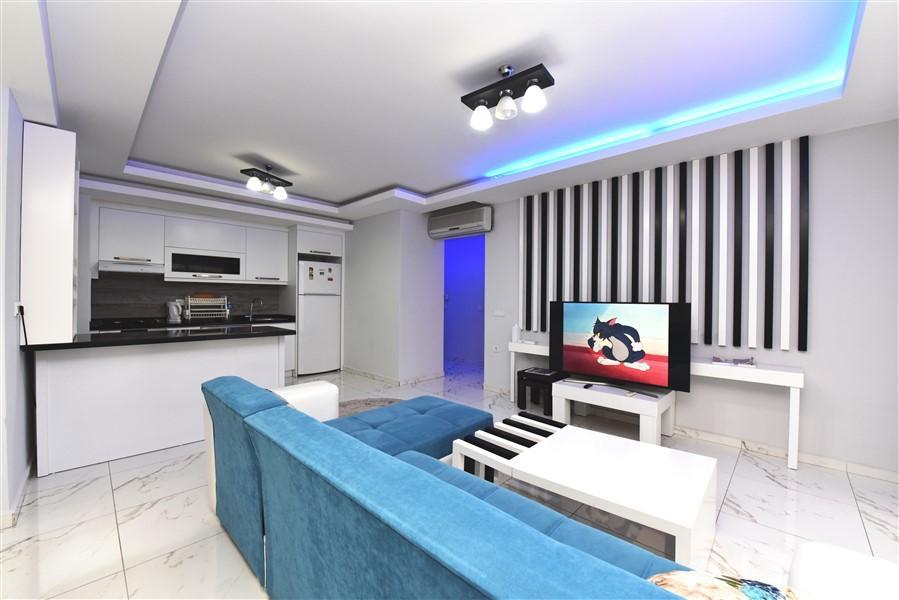 Удобные апартаменты 1+1 в Махмутлар - Фото 3