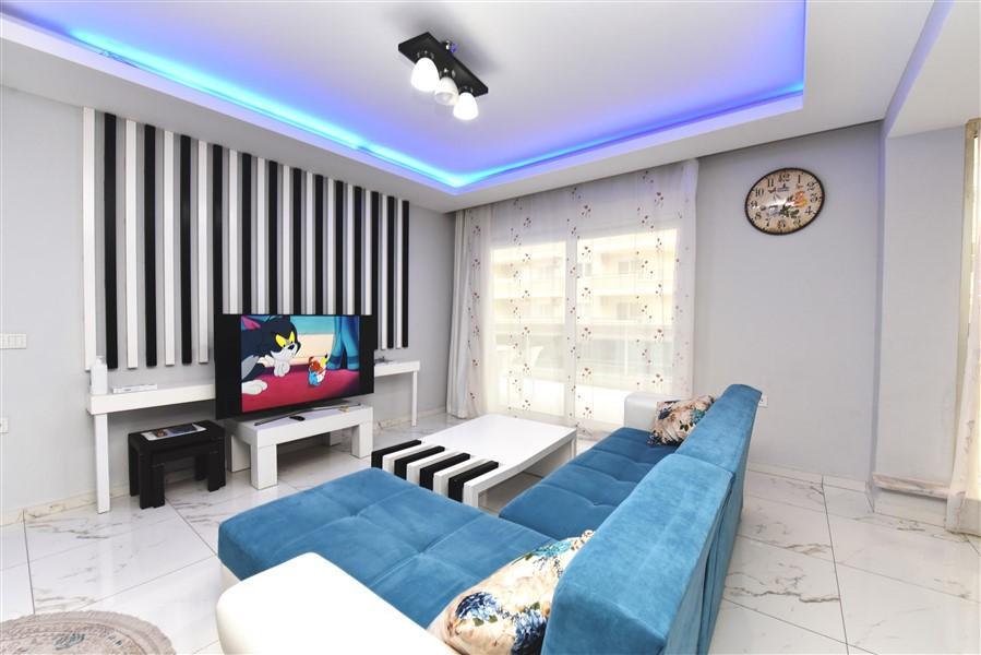 Удобные апартаменты 1+1 в Махмутлар - Фото 4