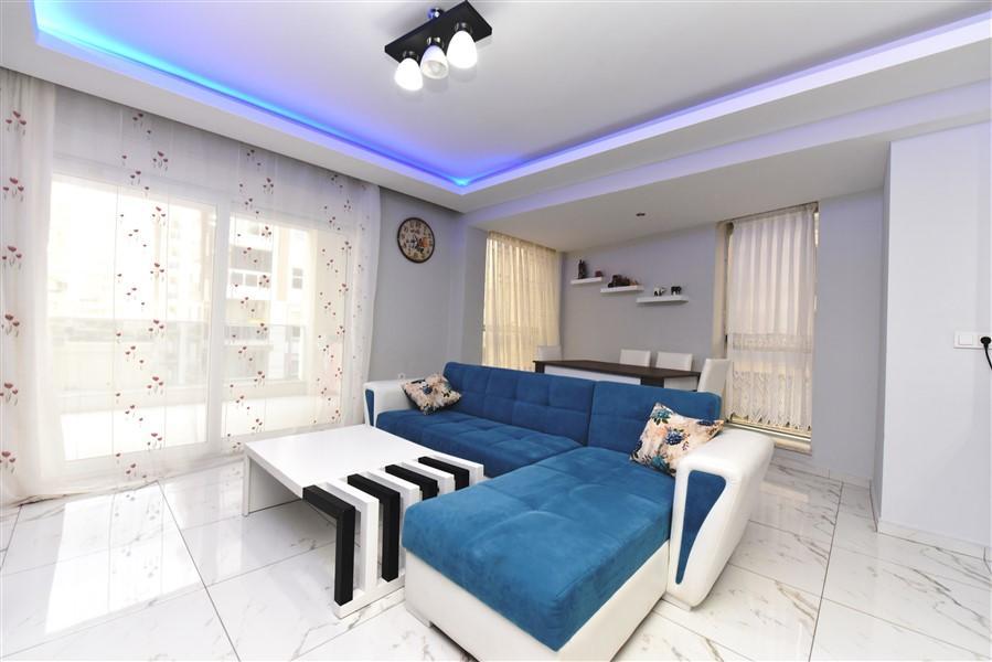 Удобные апартаменты 1+1 в Махмутлар - Фото 7