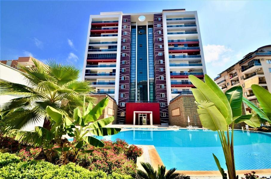 Удобные апартаменты 1+1 в Махмутлар - Фото 1