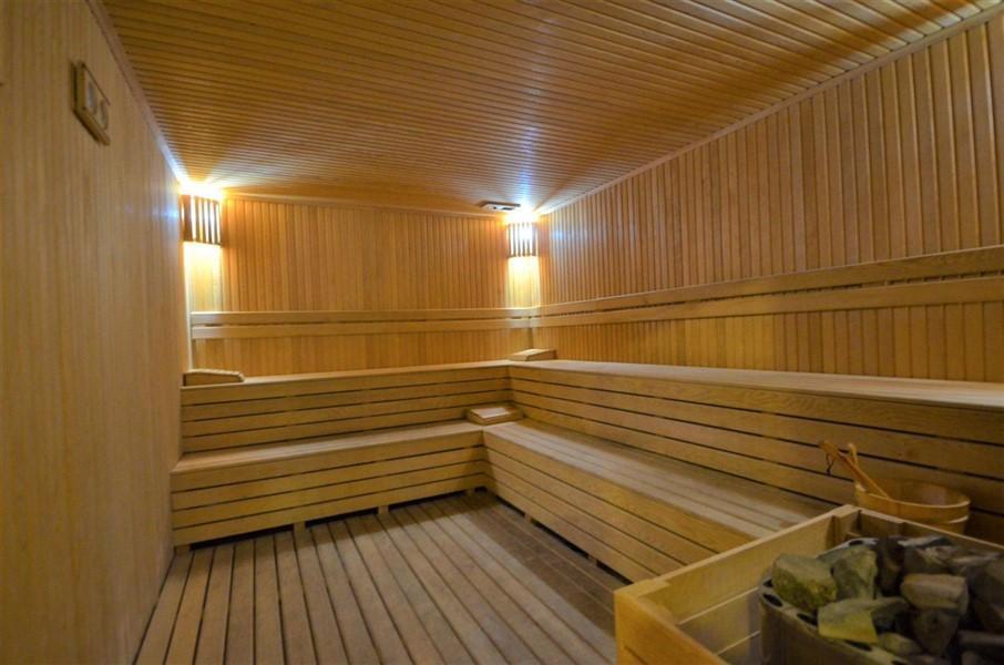 Удобные апартаменты 1+1 в Махмутлар - Фото 19