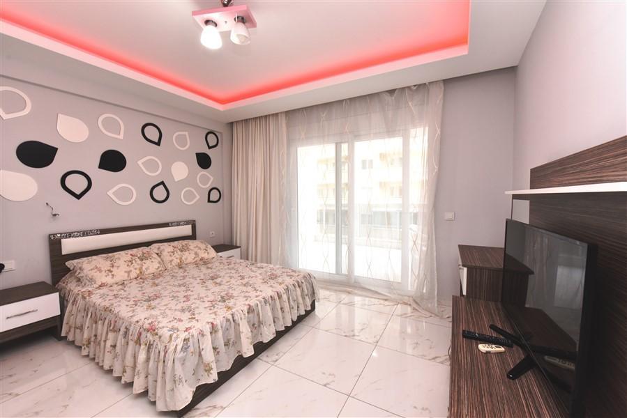 Удобные апартаменты 1+1 в Махмутлар - Фото 9