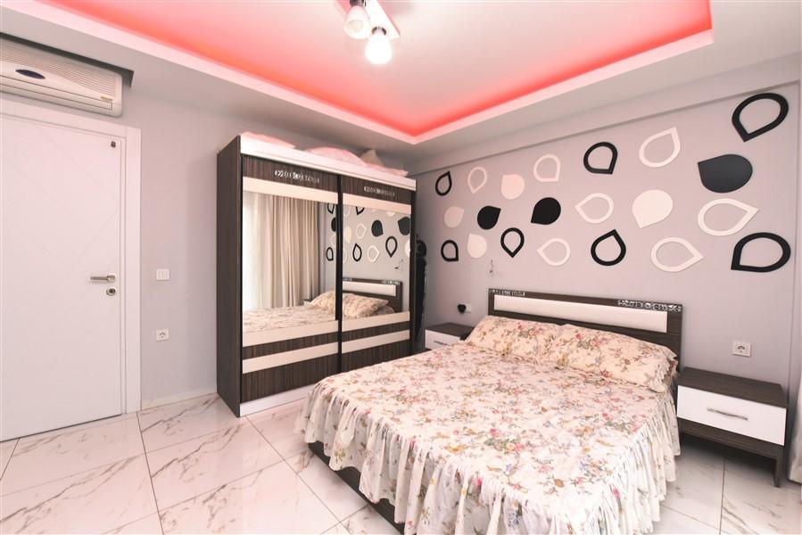 Удобные апартаменты 1+1 в Махмутлар - Фото 10