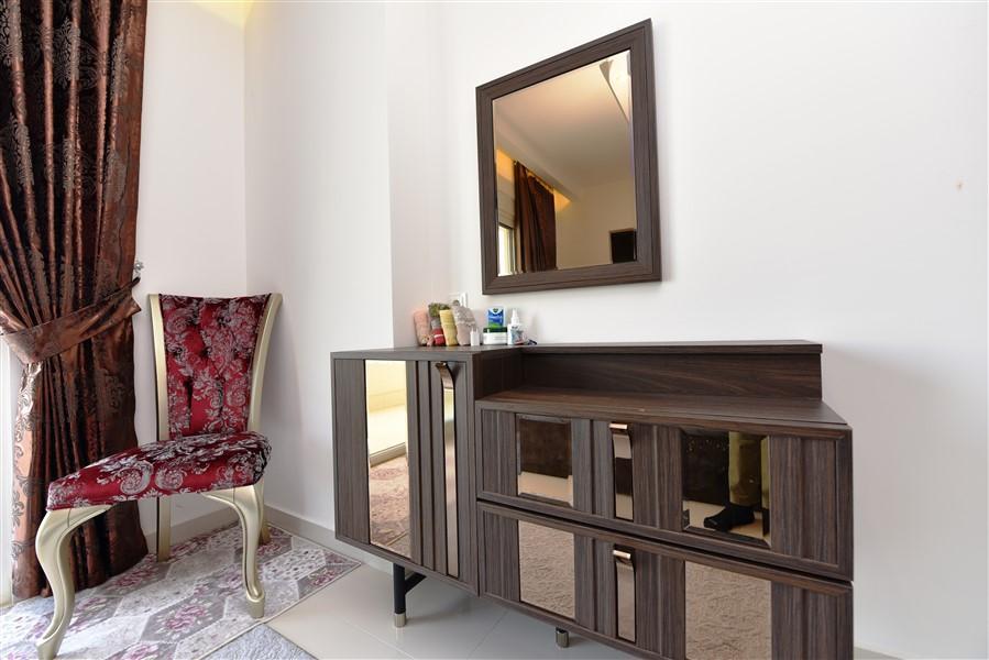 Стильные апартаменты 2+1 с панорамным видом  Махмутлар - Фото 10
