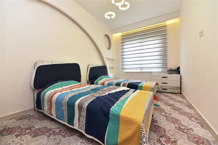 Стильные апартаменты 2+1 с панорамным видом  Махмутлар - Фото 13