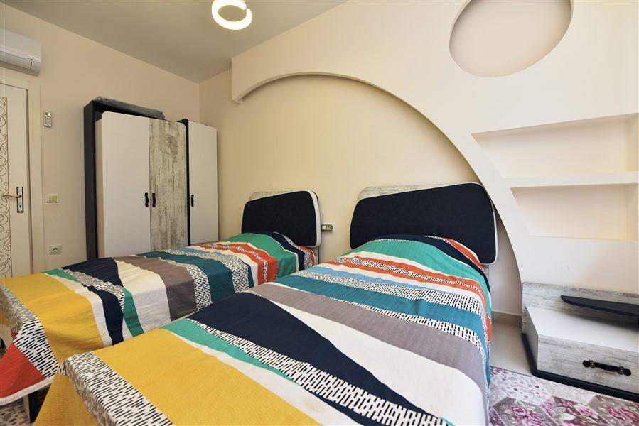 Стильные апартаменты 2+1 с панорамным видом  Махмутлар - Фото 14