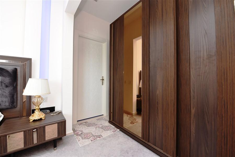 Стильные апартаменты 2+1 с панорамным видом  Махмутлар - Фото 17