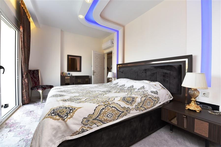 Стильные апартаменты 2+1 с панорамным видом  Махмутлар - Фото 16