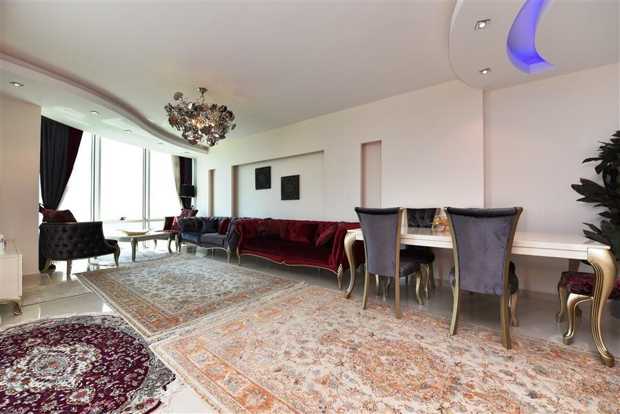 Стильные апартаменты 2+1 с панорамным видом  Махмутлар - Фото 21