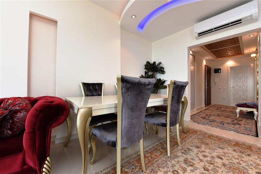 Стильные апартаменты 2+1 с панорамным видом  Махмутлар - Фото 22
