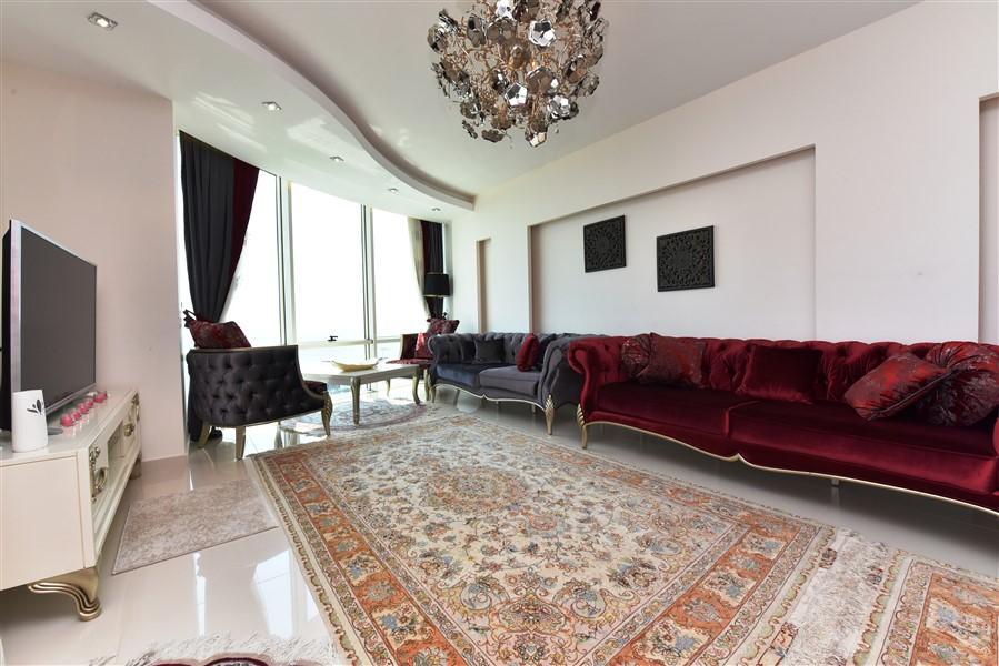 Стильные апартаменты 2+1 с панорамным видом  Махмутлар - Фото 23