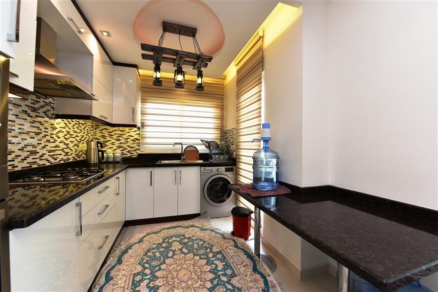 Стильные апартаменты 2+1 с панорамным видом  Махмутлар - Фото 3