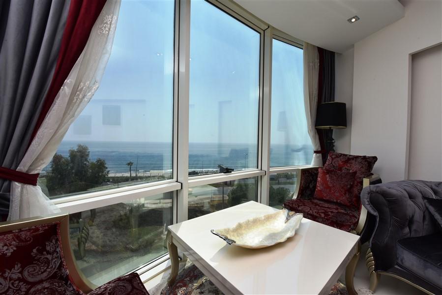 Стильные апартаменты 2+1 с панорамным видом  Махмутлар - Фото 8