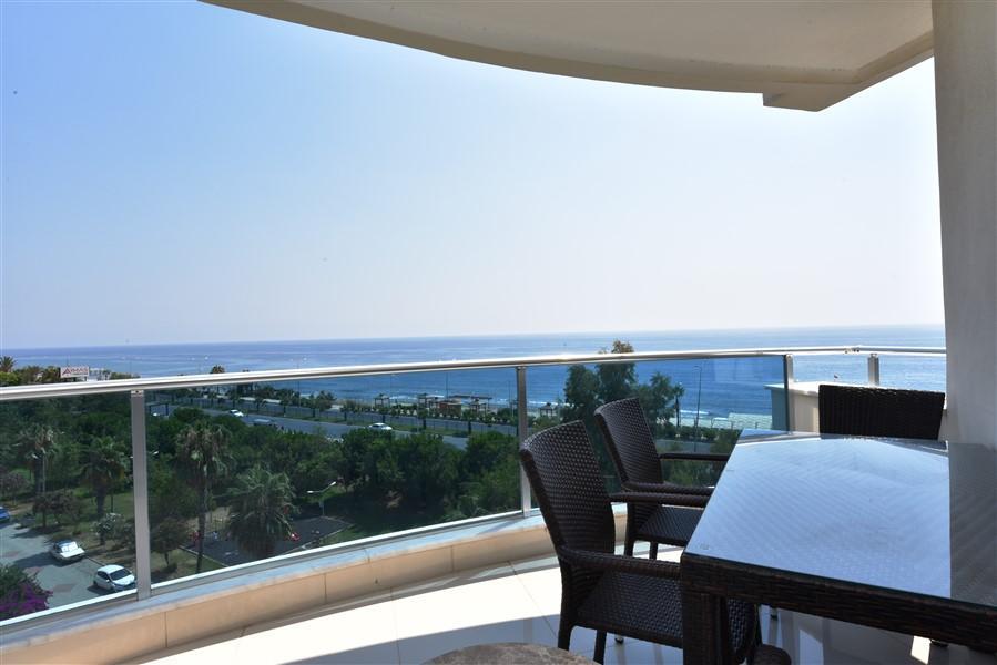 Стильные апартаменты 2+1 с панорамным видом  Махмутлар - Фото 28