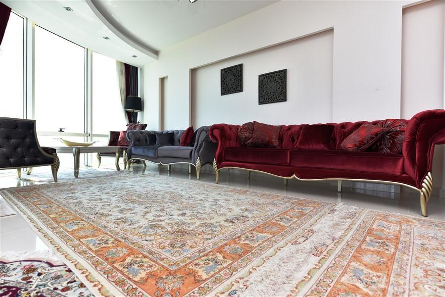 Стильные апартаменты 2+1 с панорамным видом  Махмутлар - Фото 5