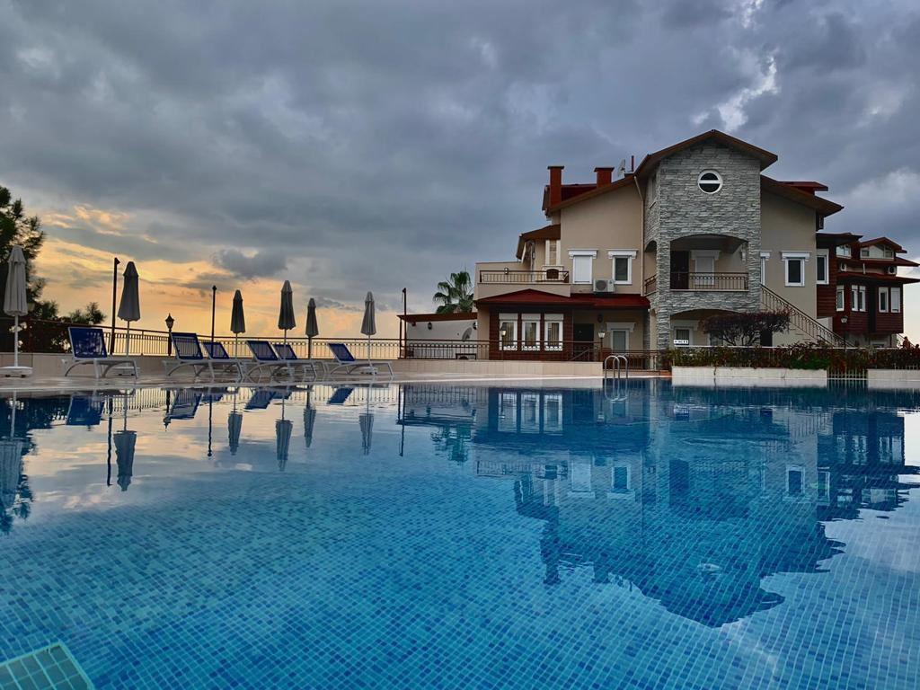 Квартира с панорамным видом в Авсалларе - Фото 12