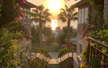 Квартира с панорамным видом в Авсалларе