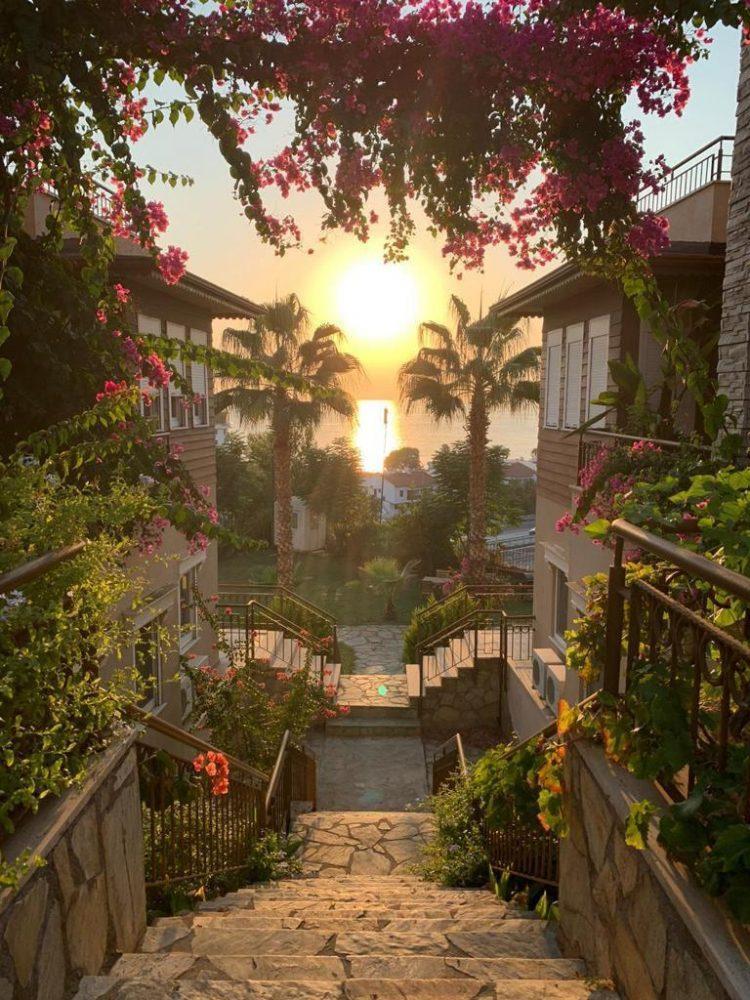 Квартира с панорамным видом в Авсалларе - Фото 1
