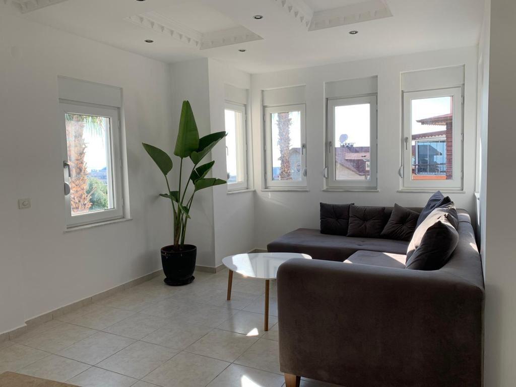 Квартира с панорамным видом в Авсалларе - Фото 24