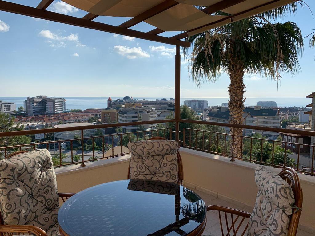 Квартира с панорамным видом в Авсалларе - Фото 28
