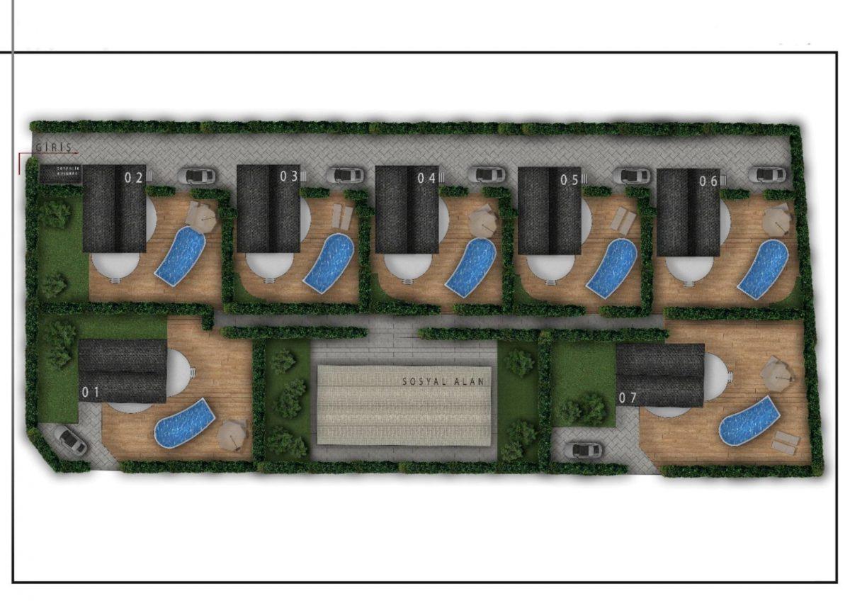 Новый комплекс вилл с отдельным бассейном - Фото 5