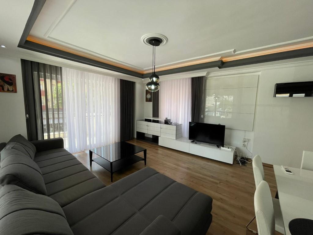 Просторная квартира в районе Махмутлар - Фото 14