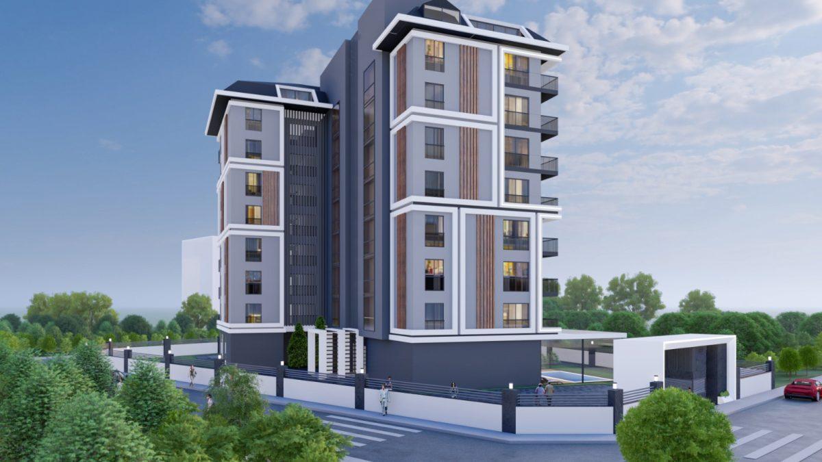 Апартаменты премиального класса в Авсаларе - Фото 2