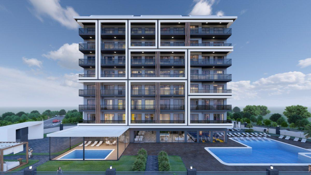 Апартаменты премиального класса в Авсаларе - Фото 7