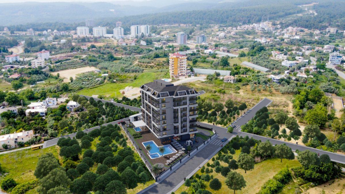 Апартаменты премиального класса в Авсаларе - Фото 13