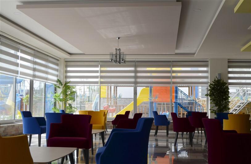 Меблированная квартир 1+1 в комплексе с хорошей инфраструктурой в Кестеле - Фото 23
