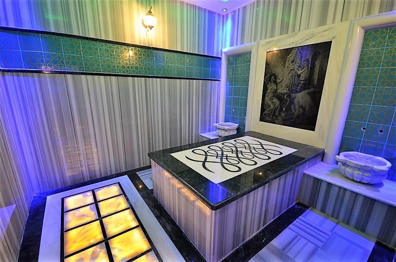 Меблированная квартир 1+1 в комплексе с хорошей инфраструктурой в Кестеле - Фото 29