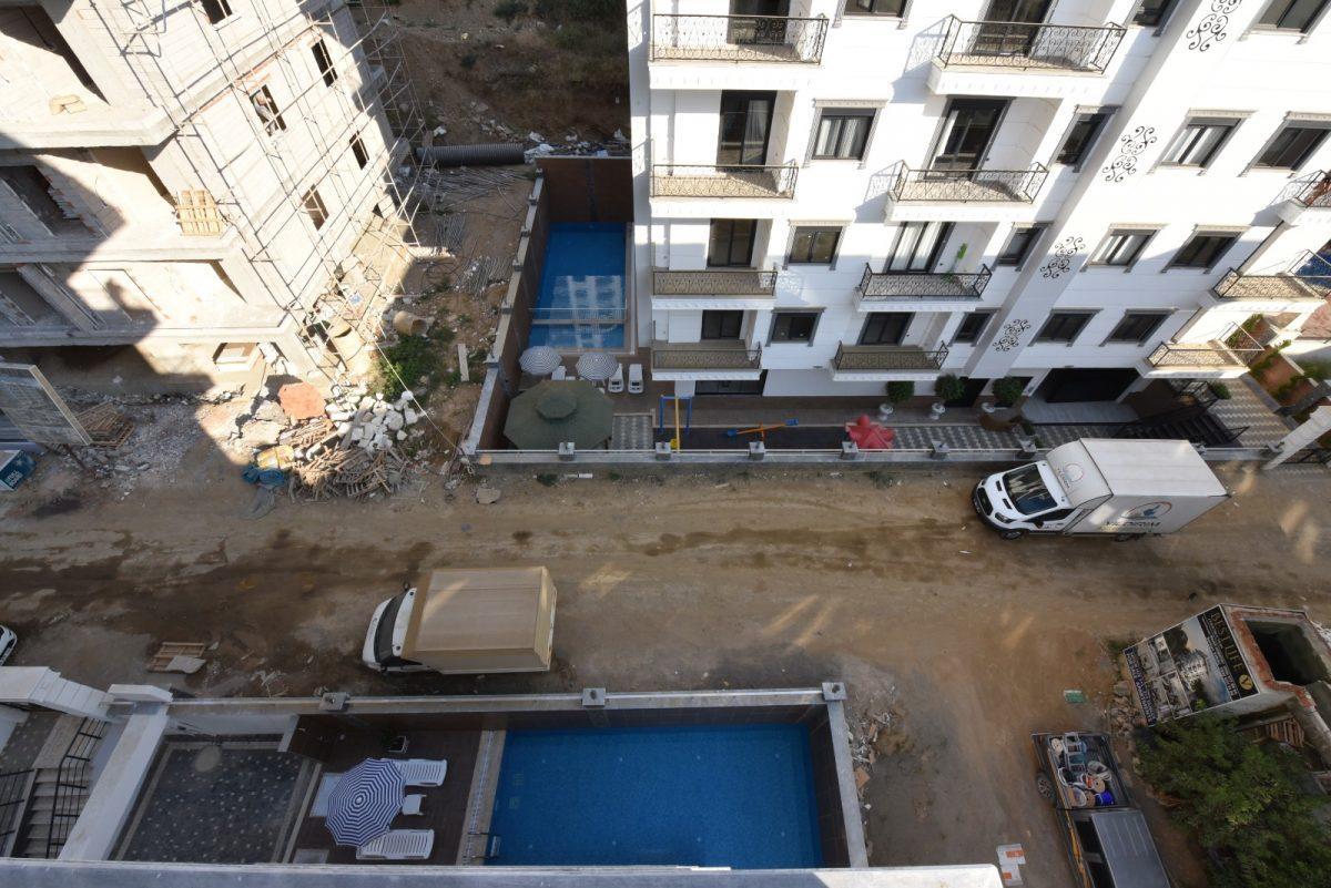 Новый дуплекс 2 +1 в центре Махмутлар - Фото 10