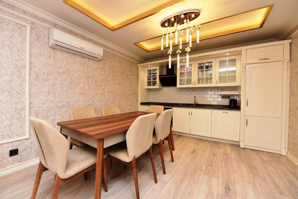 Меблированная квартира  2+1 в комплексе люкс класса  - Фото 2