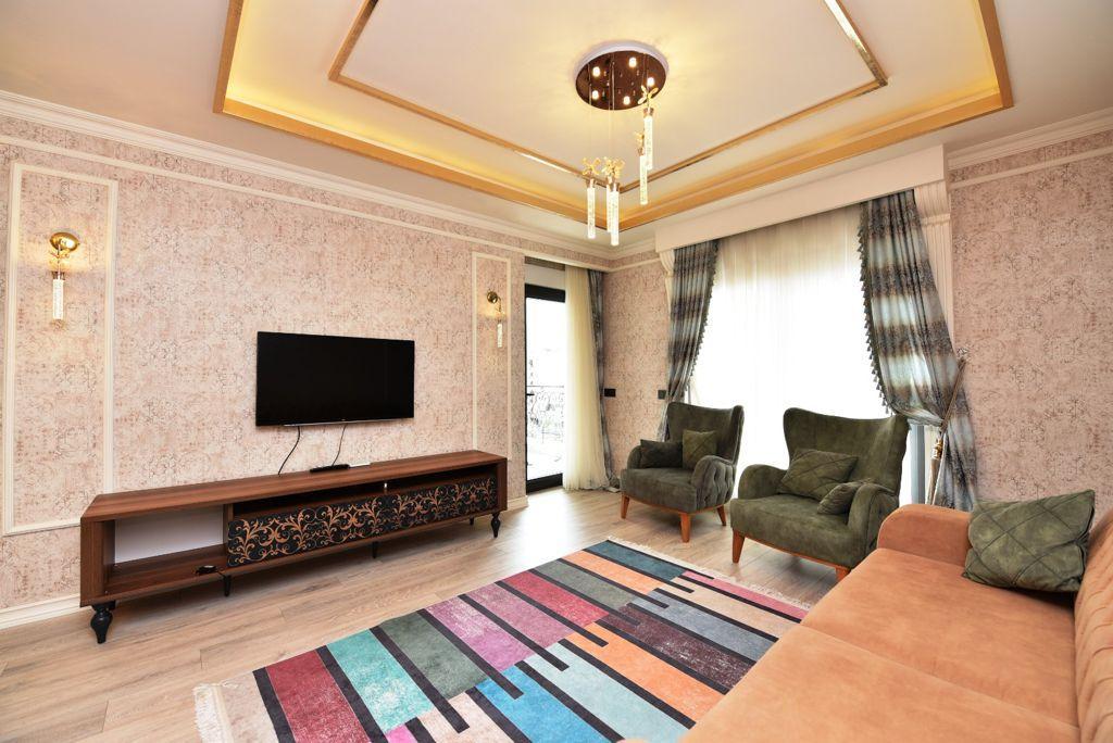 Меблированная квартира  2+1 в комплексе люкс класса  - Фото 5