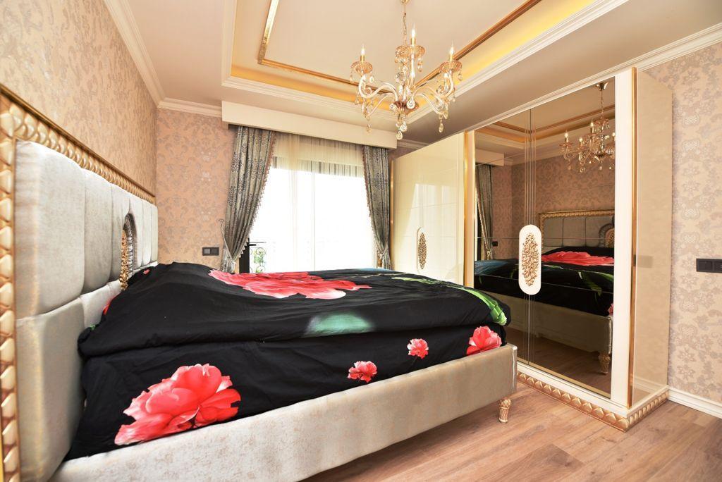 Меблированная квартира  2+1 в комплексе люкс класса  - Фото 9