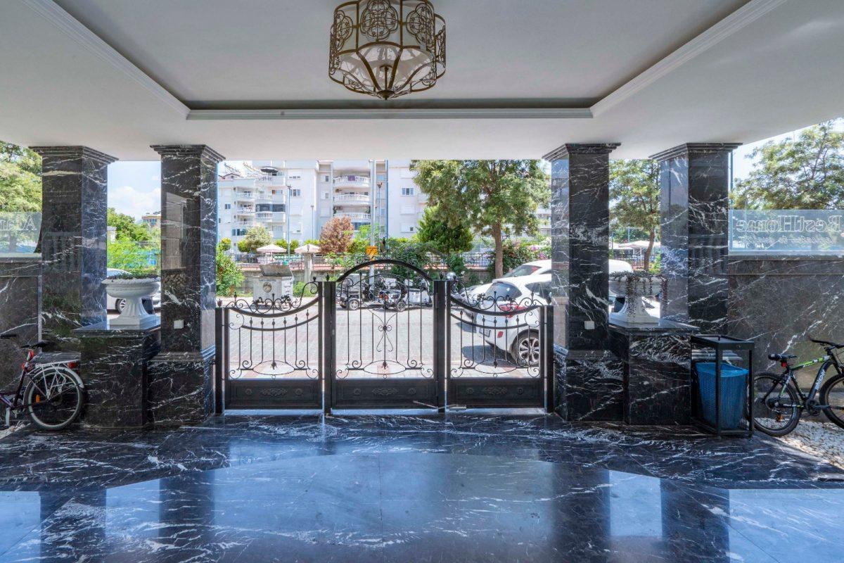 Апартаменты в люксовом комплексе в центре Аланьи - Фото 4