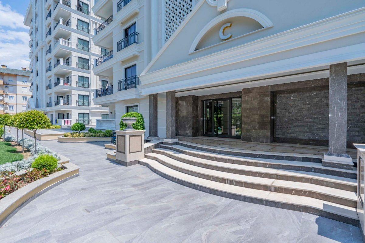 Апартаменты в люксовом комплексе в центре Аланьи - Фото 7