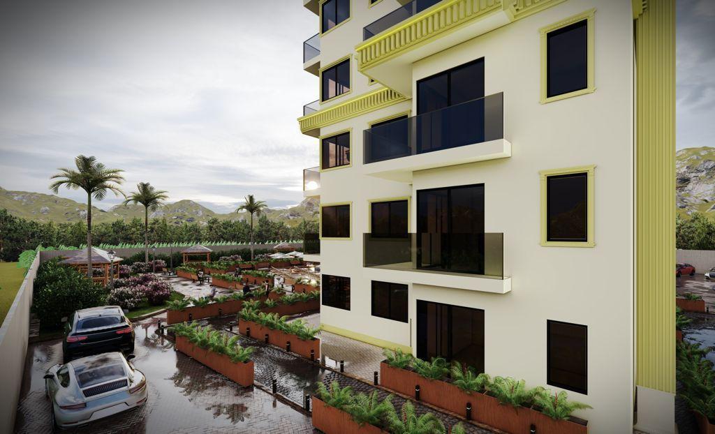 Квартиры в ЖК с аквапарком в Махмутларе - Фото 3