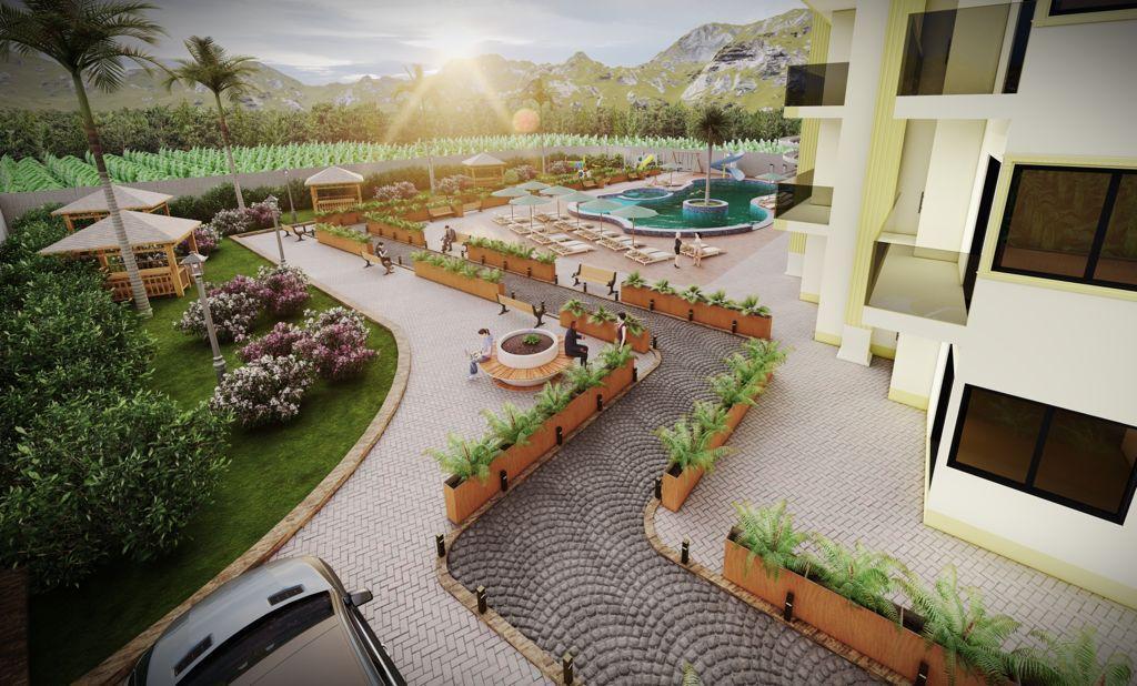 Квартиры в ЖК с аквапарком в Махмутларе - Фото 6