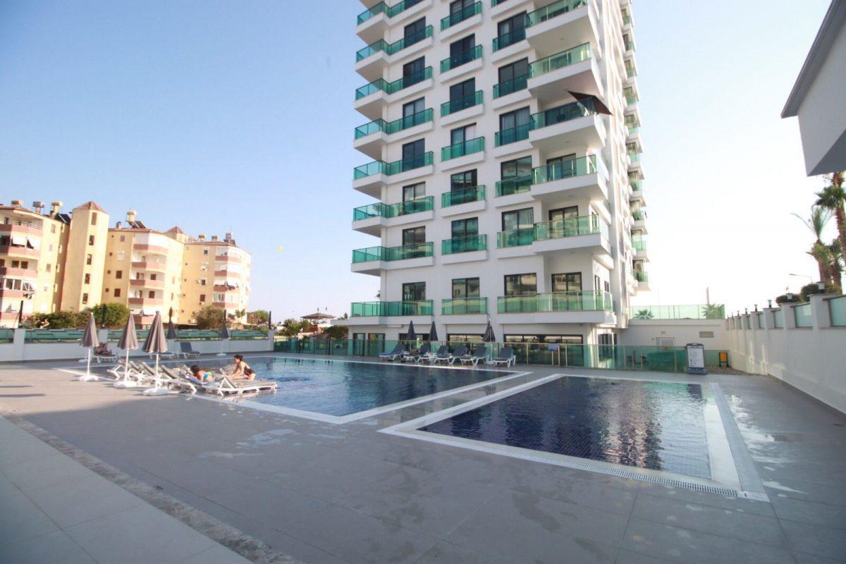 Стильные апартаменты на первой береговой линии в Махмутлар - Фото 7