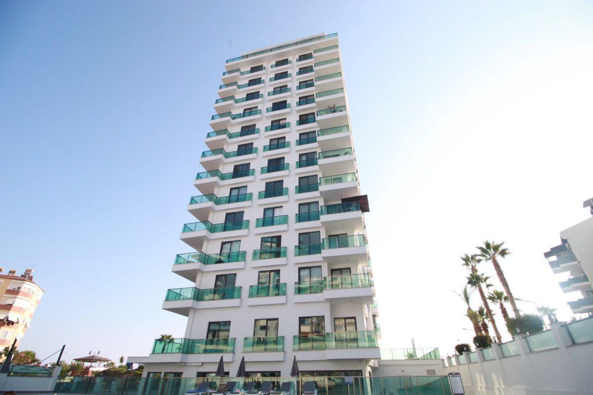 Стильные апартаменты на первой береговой линии в Махмутлар - Фото 6